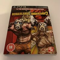 PS3 Game - Borderlands Collection  - Tested - Full Working Condition