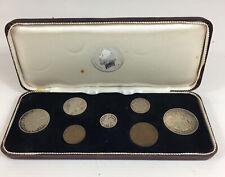 "Tudor ""George V Specimen Coin Set"" 1933 Cased"