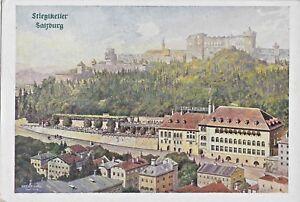 Ephemera Postcard Austria Salzburg Stieglkeller