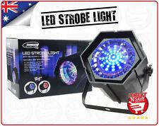 LED Strobe Light Adjustable Speed Stage Performance Party Flashing Light LE1CC