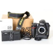Nikon D d3 12.1 MP SLR-Fotocamera digitale/fotocamera/Body con 35650 inneschi