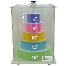 "Small Tall CakeSafe Cake Carrier, 17"" x 17"" x 22"" H"