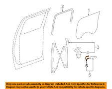 GM OEM Front Door-Window Handle Clip 4168122