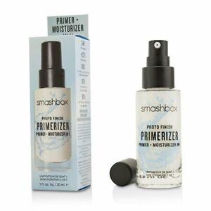 SMASHBOX Photofinish PRIMERIZER Primer Moisturizer in 1 NIB 1 oz / 30 ml