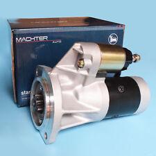 Machter Starter Motor for Nissan Navara D21 D22 TD24 TD25 TD27 Diesel 86-01