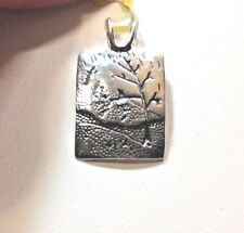 TREE PENDANT, STERLING SILVER ,  - NO CHAIN