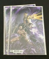DC COMICS JUSTICE LEAGUE DARK #21 CLAYTON CRAIN VARIANT EDITION