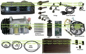 1965 1966 65 66 FORD MUSTANG A/C Complete System Kit
