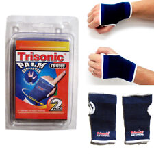 2 Wrist Hand Brace Elastic Palm Support Carpal Tunnel Tendonitis Pain Relief New