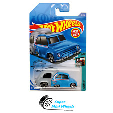 Hot Wheels RV There Yet (Blue) Tooned 1/10 2020 G Case #37