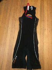 Men's Small Blueseventy pz4tx Speed Suit