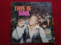 "This Is Soul Vinyl  12"" LP Vinyl Album Various artists"