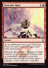 [4x] Draconic Roar [x4] Dragons of Tarkir Near Mint, English -BFG- MTG Magic