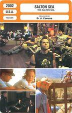 FICHE CINEMA FILM USA THE SALTON SEA Réalisateur D. J. CARUSO