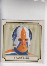 14/15 OPC Edmonton Oilers Grant Fuhr V Series A card #S-45
