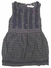 Vêtements violets à motif Carreaux pour fille de 2 à 16 ans en 100% coton