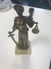 "Great Collectibe Statue THEMIS ""Goddess of Justice""  Made in Greece"