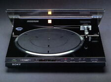 Plattenspieler SONY PS-X555ES BIOTRACER Tangential Tonarm - High End Turntable