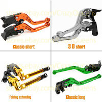 CNC Clutch Brake Levers For Yamaha XJR1200 1995 1996 1997 1998 XJR1300 1999-2003