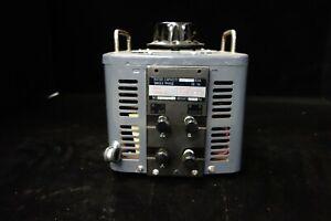Transformer Regulator TDGC2-5 KVA 20 AMP