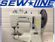 Sewline Sl-441S New Extra Heavy Duty Walking Foot Industrial Sewing Machine