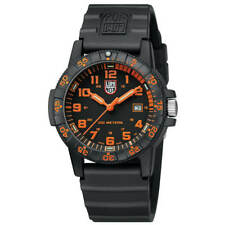 Luminox Men's Watch Sea Turtle Giant 0320 Series Black Dial Strap 0329