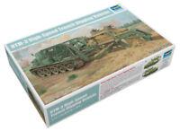 Trumpeter 9369502 BTM-3 Stellungsbaumaschine 1:35 Kettenfahrzeug Modellbausatz