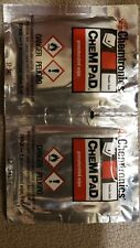 NEW Chemtronics Chempad Presaturated Cleaning Pads CP400