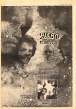 Orleans Forever UK LP advert 1979