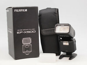 (used)FUJIFILM EF-X500 Flash