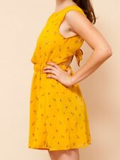 American Apparel California Select Original Cut-Out School Girl lined dress-XS/S