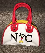 New York City World Of Disney Bag Kids Mickey Mouse