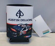 Wincraft #3 Dow Austin Dillon Rcr Can Cooler Koozie Coolie Nwt