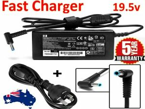AU Adapter Laptop Charger Cord for HP Probook Pavilion/EliteBook X360 250 G2 65W