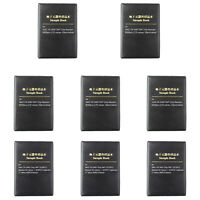 0201 0805 1206 0402 0603 1% SMD SMT Chip Resistor 170 Values Sample Book DIY AT2