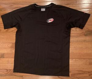 Men's Fanatics Authentic Pro Carolina Hurricanes Short Sleeve Shirt NWOT 3XL