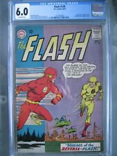 Flash #139 CGC 6.0 DC 1963 Origin & 1st app Professor Zoom (Reverse-Flash)