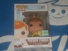 Funko Pop! Freddy Funko Charlie Brown #57 Exclusive 2016 SDCC LE 500 PCS