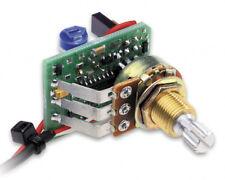 Fishman Powerchip Onboard Preamp/Mixer for Powerbridge Pickups, Standard Shaft