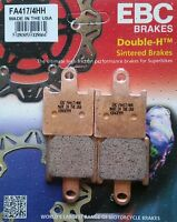 EBC/FA417/4HH Sintered Brake Pads Front - Kawasaki ZX6R, Z750R, GTR1400, ZZR1400