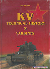 KV Technical History & Variants by Neil Stokes