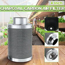 Activated Carbon Air Carbon Filter Duct Ventilation Odor Control Inline