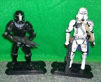 Star Wars Order 66 Clone Trooper Sharpshooter + Omega Squad Republic Commando
