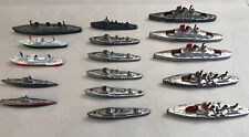 Vintage Diecast Ships Tootsietoy Assorted Lot #1