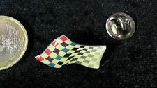 BMW pin badge M Motorsport zielfagge DTM RACING
