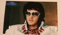 Elvis Presley Candid Photo Elvis Aloha From Hawaii Interview
