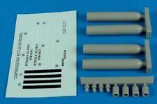 Aerobonus 1/32 Compressed Gas Bottles - Nitrogen # 320023