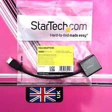 Startech HD to VGA Adapter Converter for Desktop PC / Laptop / Ultrabook