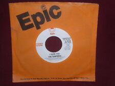 """The Temprees """"I Dare You"""" 45 Single PROMO Mono/Stereo"""