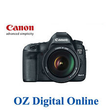 New Canon EOS 5D Mark 3 III +24-105mm +Gifts +1YrWty